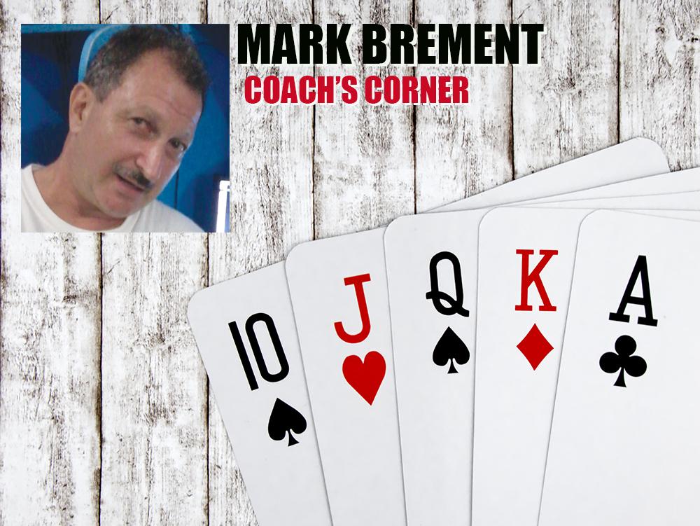 Mark Brement - Coached Cornet - Ante Up Magazine