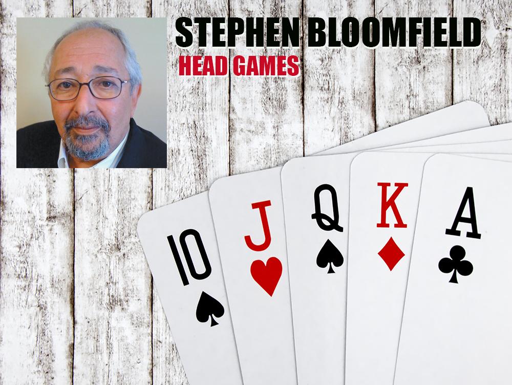 Stephen Bloomfield - Head Games