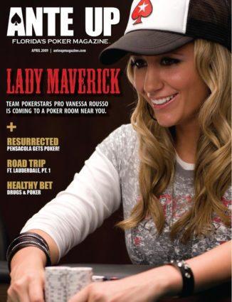 Anteup Magazine - April 2009 Issue