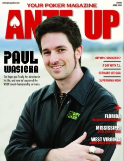 Ante Up Magazine - April 2010 Issue