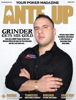 Ante Up Magazine - August 2010 Issue