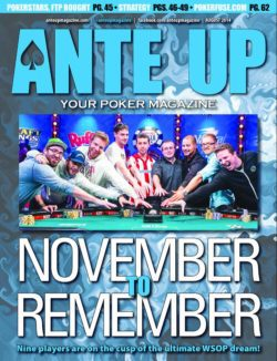 Ante Up Magazine - August 2014 Issue