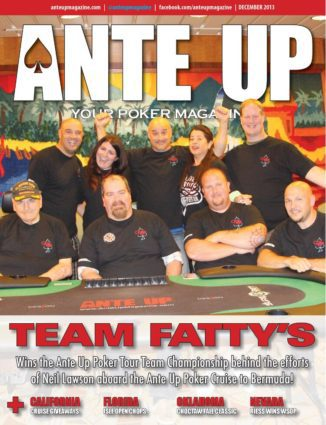 Ante Up Magazine - December 2013 Issue