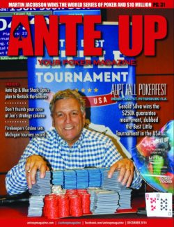 Ante Up Magazine - December 2014 Issue