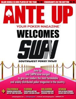 Ante Up Magazine - February 2014 Issue