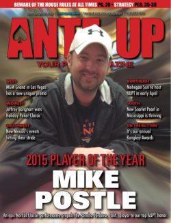 Ante Up Magazine - Febuary 2016 Issue