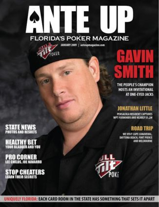Anteup Magazine January 2010