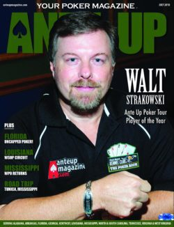 Ante Up Magazine - July 2010 Issue