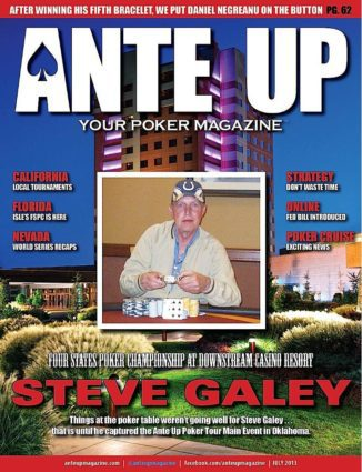 Ante Up Magazine - July 2013 Issue