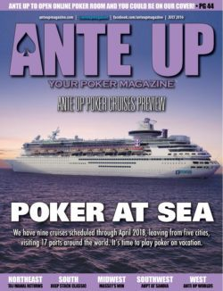 Ante Up Magazine - July 2016 Issue
