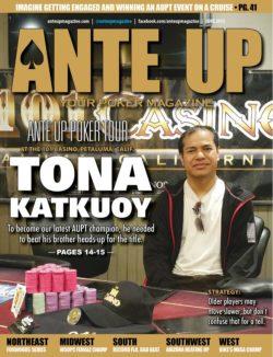 Ante Up Magazine - June 2015 Issue