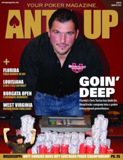 Ante Up Magazine - March 2010 Issue