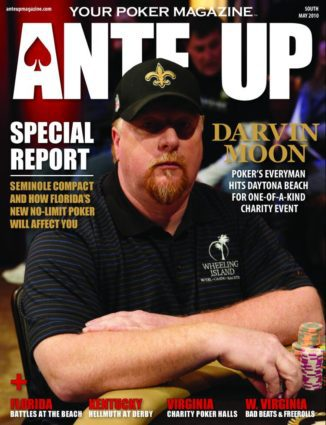 Ante Up Magazine - May 2010 Issue
