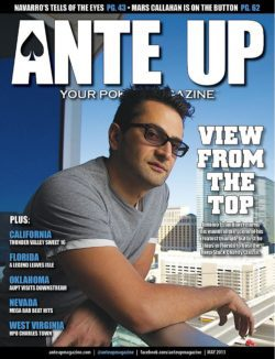 Ante Up Magazine - May 2013 Issue