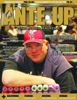 Ante Up Magazine - May 2014 Issue