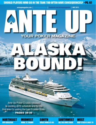 Ante Up Magazine - May 2015 Issue