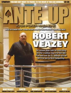 Ante Up Magazine - May 2017 Issue