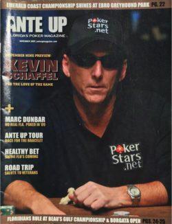 Ante Up Magazine - November 2009 Issue
