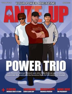 Ante Up Magazine - November 2010 Issue
