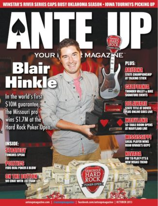 Ante Up Magazine - October 2013 Issue
