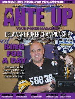 Ante Up Magazine - January 2015 Issue