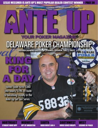 Ante Up Magazine - January 2015 Issue