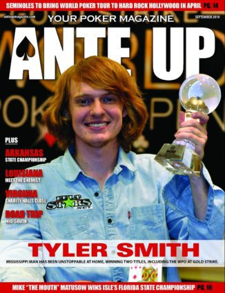 Ante Up Magazine - September 2010 Issue
