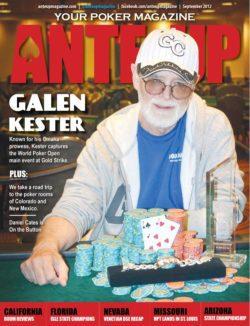 Ante Up Magazine - September 2012 Issue