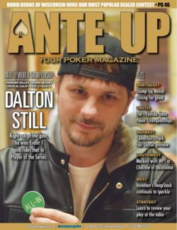 Ante Up Magazine - September 2016 Issue