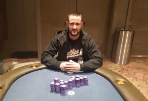 Nicholaus Rheault wins Ante Up World Championship Event #13