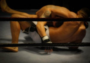 Ante Up Fans Prepare For Upcoming MMA Events