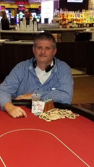 Jason Eskridge wins Pearl River Poker Open Ante Up Poker Tour Event #4