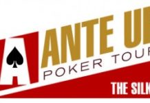 Seat assignments chip counts for Day 2 of Ante Up Poker Tour at Tampa Bay Downs