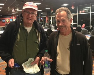 Two share title in Event #1 of Ante Up Poker Tour at Tampa Bay Downs