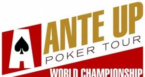 Chip counts seat assignments for Day 2 of Ante Up World Championship Main Event