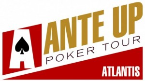 Day 2 chip counts seat assignments for AUPT Event #9 at Atlantis