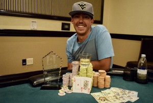 James Minghini wins Event #11 of Ante Up Poker Tour at Atlantis