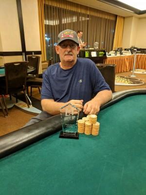 John Miner wins Event #1 of Ante Up Poker Tour at Atlantis