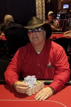 Paul Leggett wins Pearl River Poker Open Ante Up Poker Tour Event #2