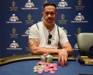 Philip Phongsaiphonh wins Ante Up World Championship Event #17
