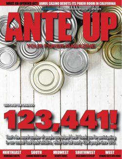Ante Up Magazine - April 2019