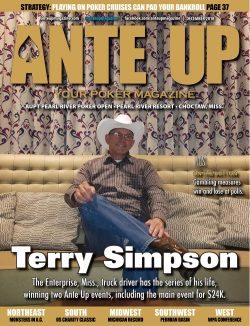 Ante Up Magazine - December 2018