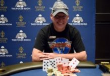 Ante Up Magazine Scott Long wins Event #22 of the Ante Up World Championship