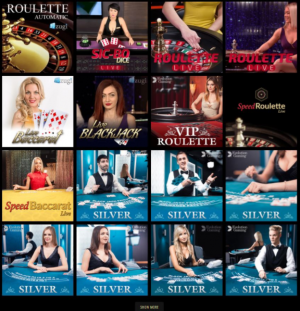 Ante Up New Live Casino Games added at Cleopatra Online Casino