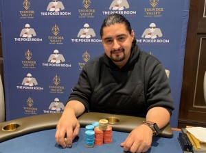 Arturo Segura wins Event #26 of the Ante Up World Championship
