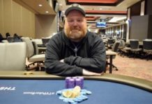 Jason Scott wins Event #30 of the Ante Up World Championship