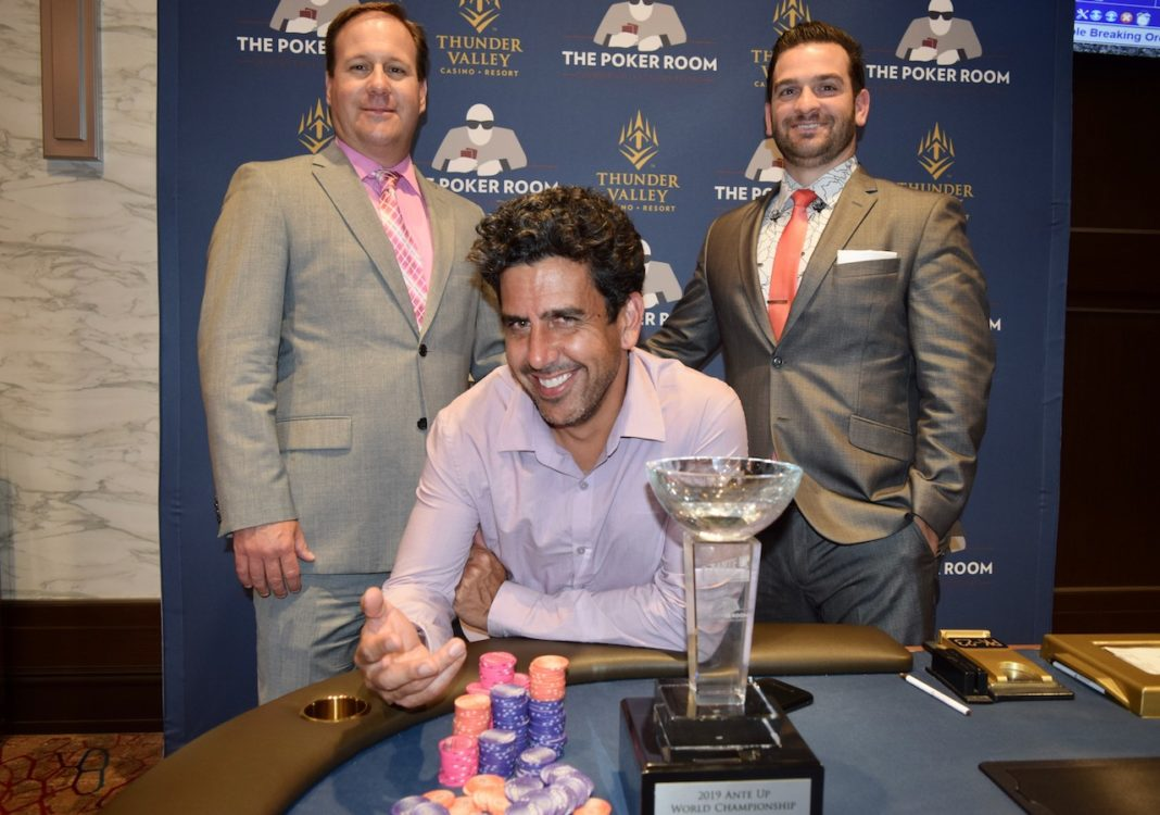 Joshua Prager wins Ante Up World Championship Main Event