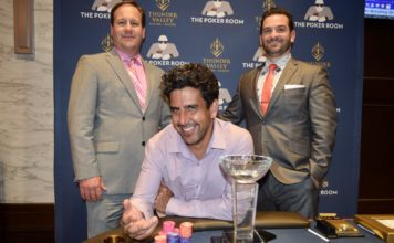 Joshua Prager wins Ante Up World Championship Main Event