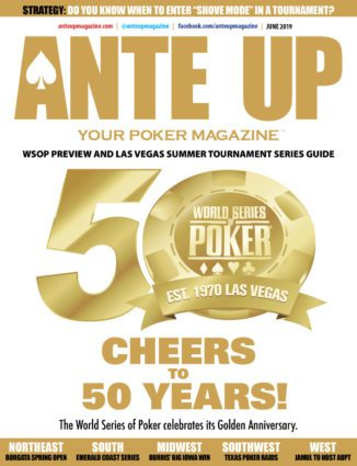 Ante Up Magazine - June 2019