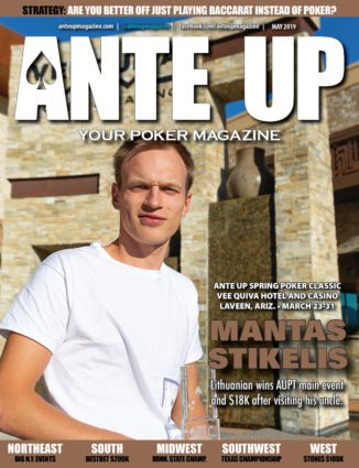 Ante Up Magazine - May 2019